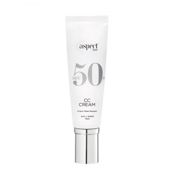 Aspect CC Cream SPF50 75ml